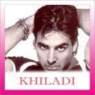 Dekha Teri Mast Nigahon Me - Khiladi - Asha Bhonsle, Kumar Shanu - 1998