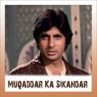 O Sathi Re - Muqaddar Ka Sikander - Asha Bhosle - 1978