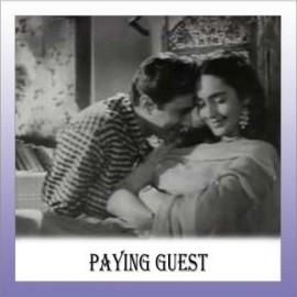 Mana Janab Ne - Paying Guest - Kishore Kumar - 1957
