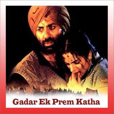 Gadar (Ek Prem Katha) songs (Hindi Movie) Various Artists
