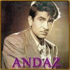 Jhoom Jhoom - Andaz - Mukesh - 1949