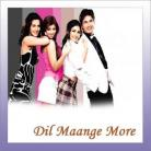 Gustakh Dil - Dil Maange More - Sonu Nigam, Sunidhi Chauhan - 2004