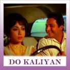 BACHCHE MANN KE SACHCHE - Do Kaliyan - Lata Mangeshkar - 1968