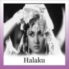 Aaja Ke Intezar Mein - Halaku - Mohd. Rafi, Lata Mangeshkar - 1956