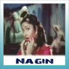MANN DOLE MERA TAN DOLE - Naagin - Lata Mangeshkar - 1954