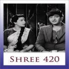 Ichak Dana Bichak Dana - Shree 420 - Mukesh - 1955