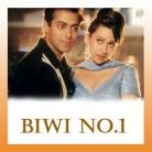 Jungle Hai Aadhi Raat - Biwi No.1 - Kumar Shanu, Hema Sardesai - 1999